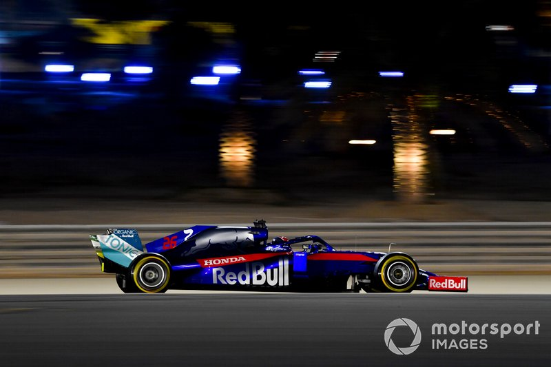 15: Daniil Kvyat, Toro Rosso STR14, 1:29.854