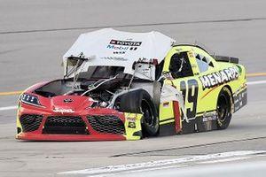 Brandon Jones, Joe Gibbs Racing, Toyota Supra