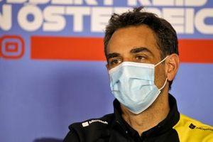 Cyril Abiteboul, Renault F1 Team