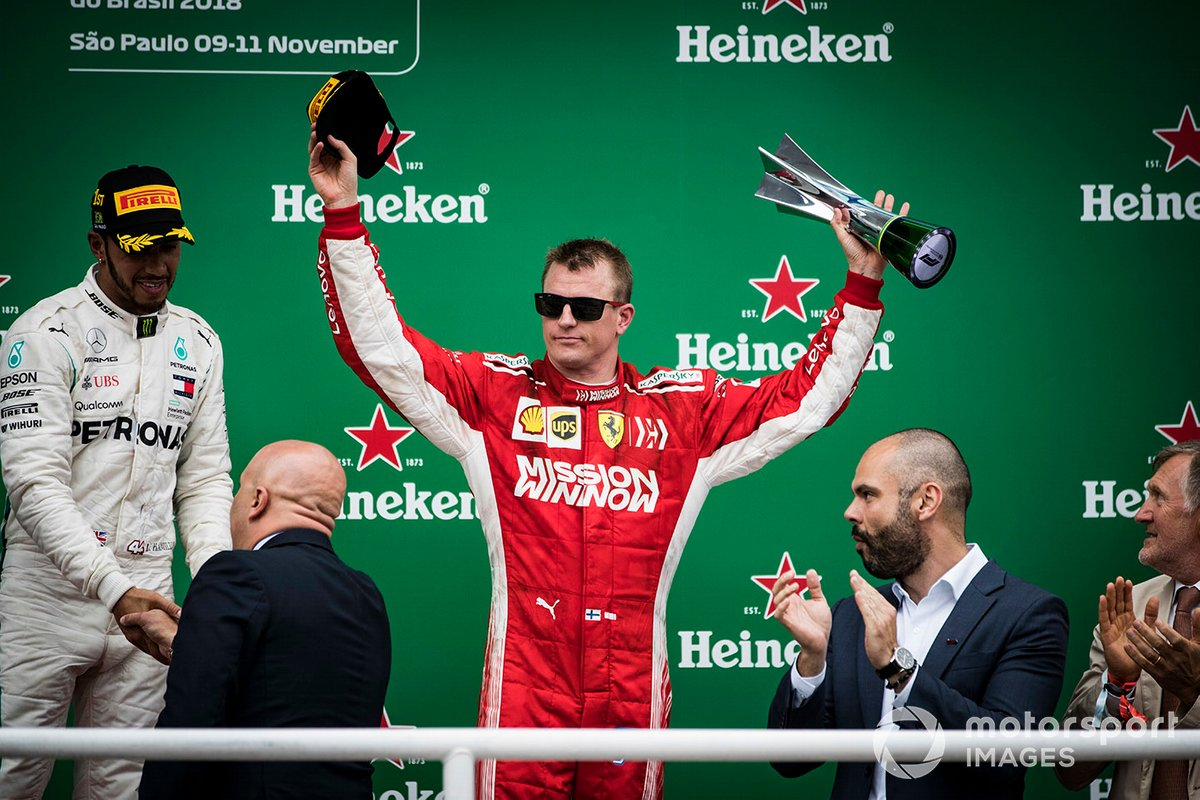 #5 Kimi Raikkonen 103 Podios