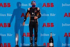 Le vainqueur Jean-Eric Vergne, DS Techeetah