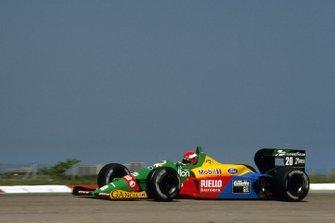 Johnny Herbert, Benetton B188