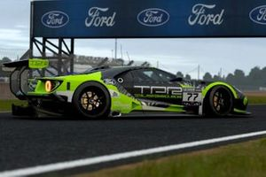 Shaun Arnold e Igor Rodrigues, Le Mans eSport Series screenshot