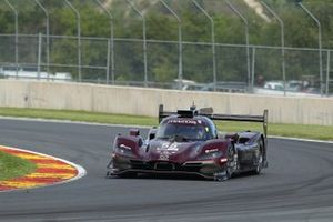 #55 Mazda Team Mazda DPi, DPi: Jonathan Bomarito, Harry Tincknell