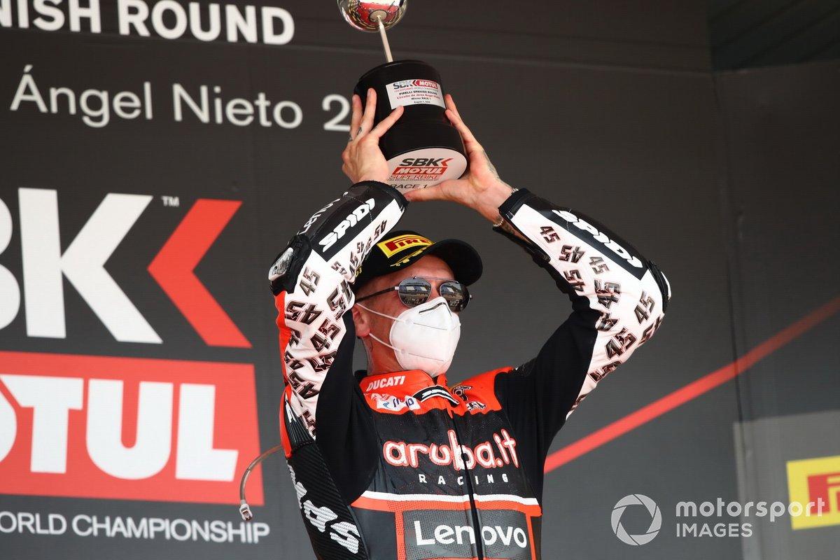 1. Scott Redding, Aruba.it Racing Ducati
