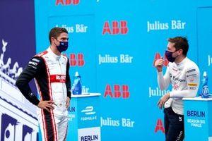 Edoardo Mortara, Venturi, Robin Frijns, Virgin Racing