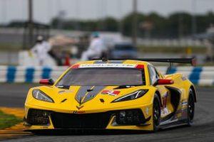 #3: Corvette Racing Corvette C8.R, GTLM: Антонио Гарсия и Джордан Тейлор