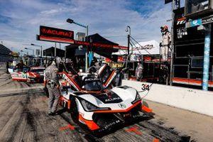 #7: Acura Team Penske Acura DPi, DPi: Helio Castroneves, Ricky Taylor