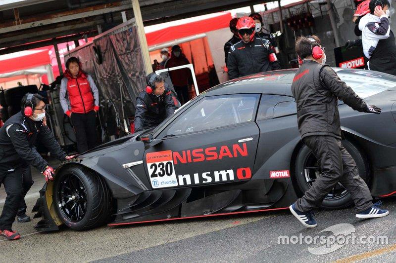 #230 NISMO test car