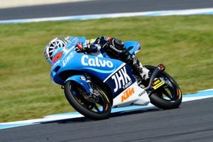 Maverick Vinales, Team Calvo