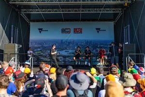 Болельщики в Альберт-Парке на Гран При Австралии-2020