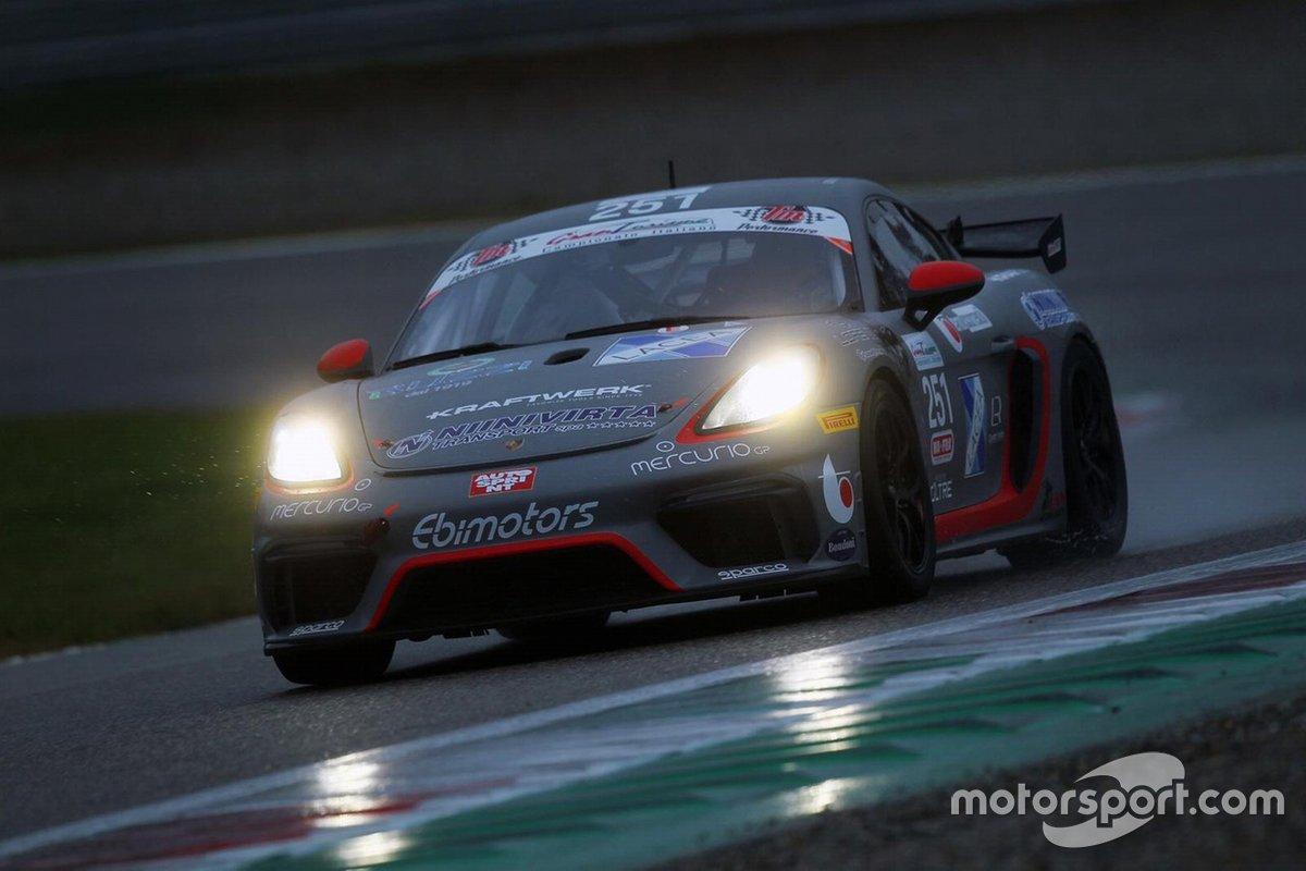 Sabino De Castro, Ebimotors, Porsche Cayman GT4