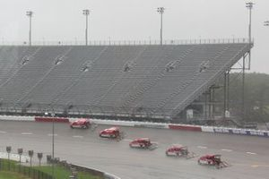 Track drying activity