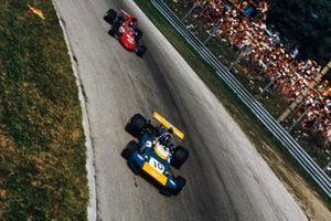Graham Hill, Brabham BT34, Mike Beuttler, March 711