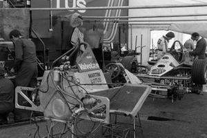 Lotus 79 Ford monocoques