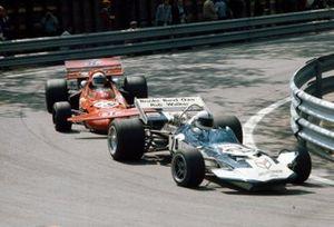 John Surtees, Surtees TS9 Ford, Alex Soler-Roig, March 711 Ford
