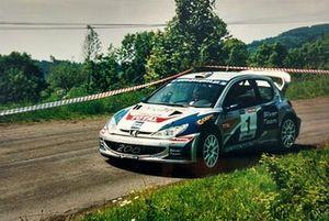 Miguel Campos, Carlos Magalhães, Peugeot 206 WRC