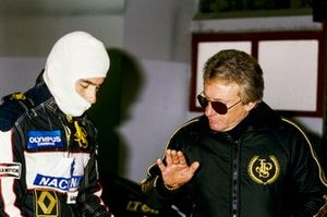 Ayrton Senna, Lotus con Gerard Ducarouge