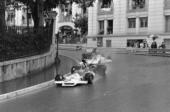 Jean-Pierre Beltoise, BRM P160B, Mike Beuttler, March 721G Ford