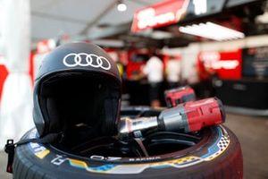 Miembros de Audi Sport ABT Schaeffler team