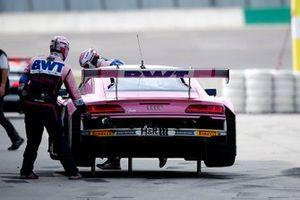 #25 BWT Mücke Motorsport Audi R8 LMS: Igor Walilko, Mike Beckhusen