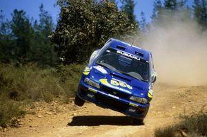 Colin McRae, Nicky Grist, Subaru Impreza WRC