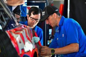 Corey Williams, Hendrick Motorsports fabricator and owner of Williams Custom Fabricators
