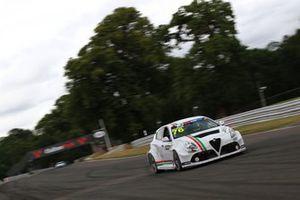 Robert Gilmour, DPE Motorsport, Alfa Romeo Giulietta TCR
