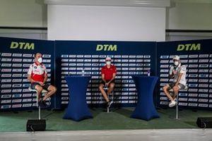 Роберт Кубица, Orlen Team ART, Нико Мюллер, Audi Sport Team Abt Sportsline и Филипп Энг, BMW Team RBM