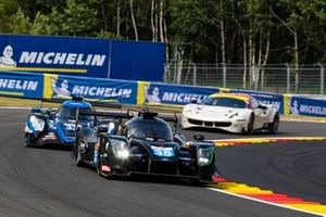 #35 EURASIA MOTORSPORT - Ligier JSP217 - Gibson: Nobuya Yamanaka, Nick Foster, Roberto Merhi