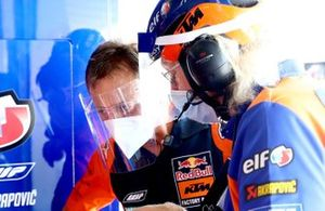 Mike Leitner, Guy Coulon, Red Bull KTM Tech 3
