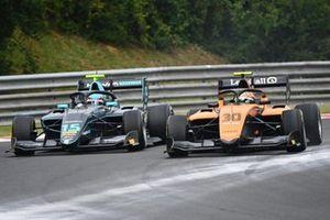 Alessio Deledda, Campos Racing y Jake Hughes, HWA Racelab