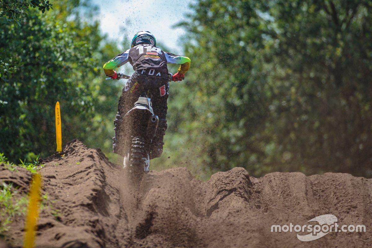 Kay de Wolf, Husqvarna Factory Racing