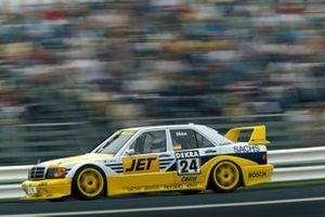 Jochen Mass, MS Jet Mercedes 190E 2.5-16 Evo2