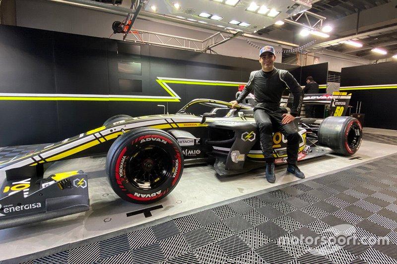 Sette Camara, B-Max Racing team