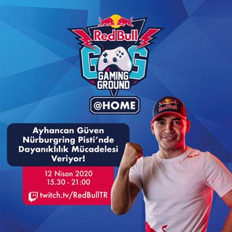 Ayhancan Güven, Red Bull Gaming Ground