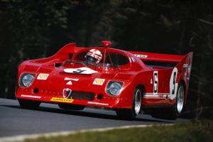 Clay Regazzoni, Carlo Facetti, Autodelta SpA, Alfa Romeo T33/TT/12