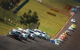 15 anos de Porsche Cup Brasil - Foto 1