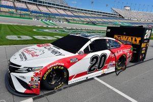 Erik Jones, Joe Gibbs Racing, Toyota Camry Built In Kentucky