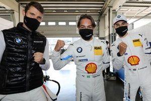 #42 BMW Team Schnitzer BMW M6 GT3: Martin Tomczyk, Sheldon Van Der Linde, Augusto Farfus