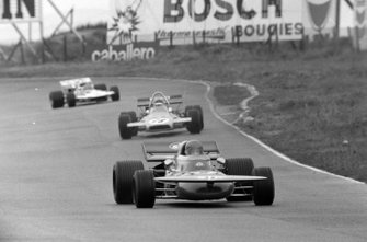 Ronnie Peterson, March 711, Peter Gethin, McLaren M14A
