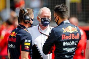 Алекс Элбон и Хельмут Марко, Red Bull Racing