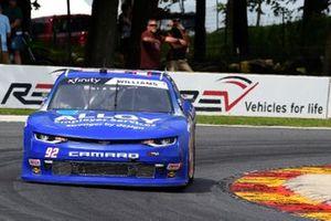 Josh Williams, DGM Racing, Chevrolet Camaro Alloy Employer Services/ProAct