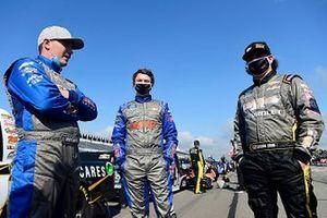 Brett Moffitt, GMS Racing Chevrolet, Sheldon Creed, GMS Racing, Chevrolet, Chase Purdy, MDM Motorsports, Chevrolet Silverado