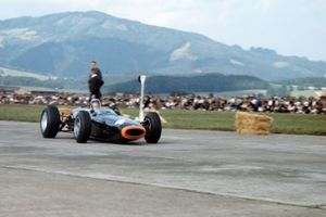 Richie Ginther, BRM P261