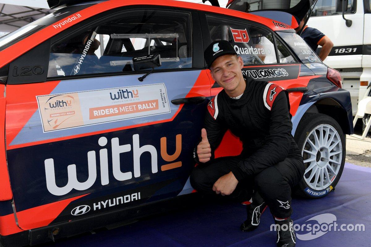 Fabio Quartararo, Hyundai I20 R5