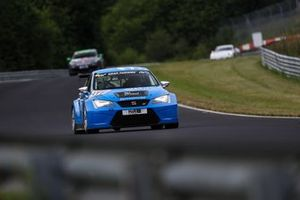 #311 Seat Leon Cup Racer: Jörg Kittelmann, Wolfgang Weber