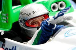 #17 Pescarolo Sport Pescarolo Judd C60: Sebastien Loeb