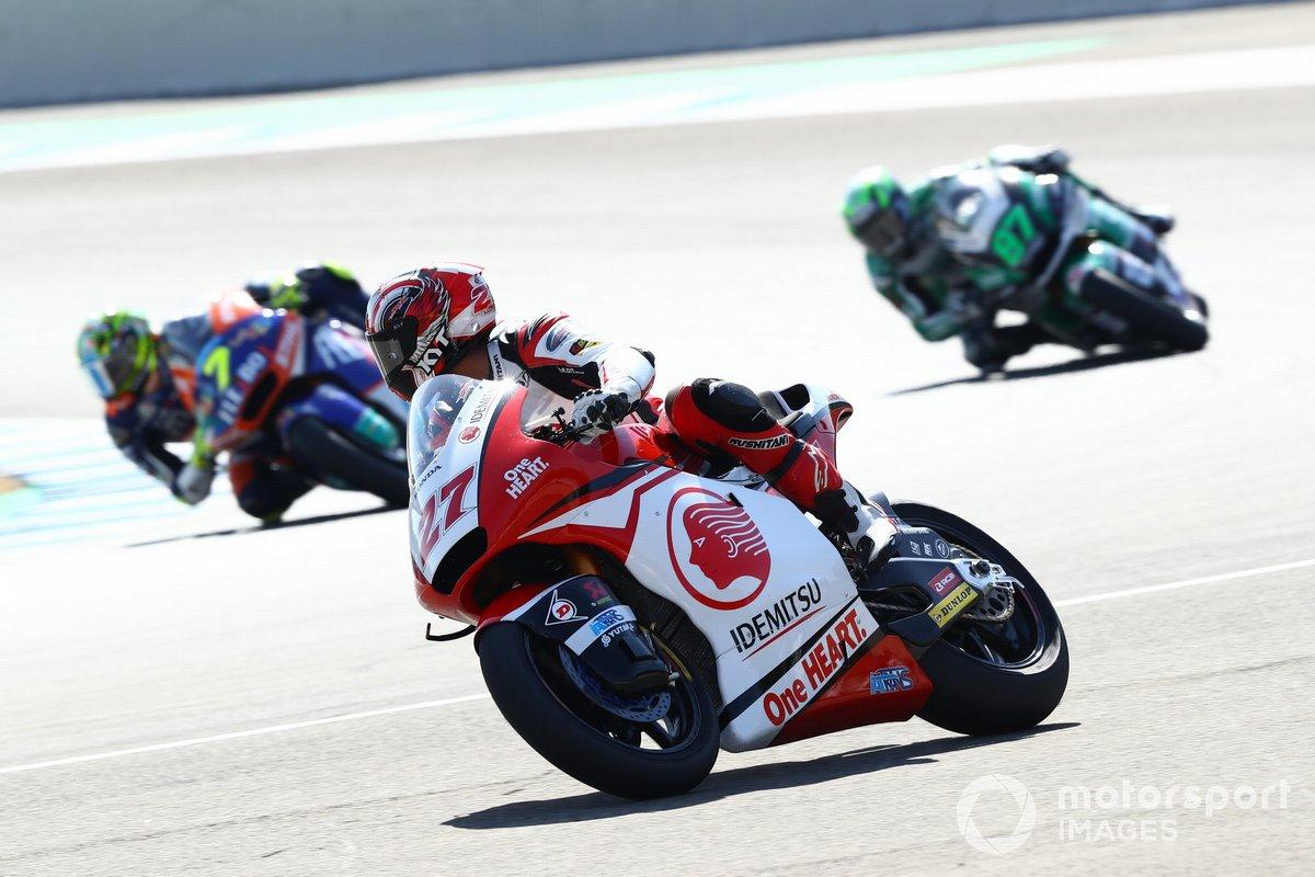 Andi Farid Izdihar, Honda Team Asia, Honda Team Asia