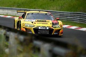 Nürburgring Langstrecken-Serie 2020, Probe- und Einstelltag (2020-06-15): #15 - Phoenix Racing (Audi R8 LMS GT3)